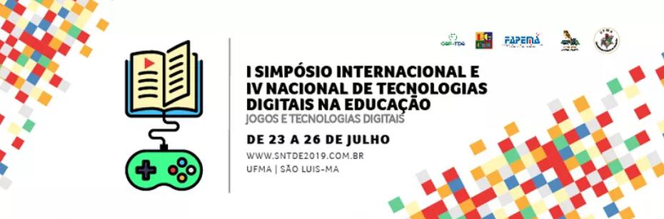 I SIMPÓSIO INTERNACIONAL E IV NACIONAL DE TECNOLOGIAS DIGITAIS NA EDUCAÇÃO