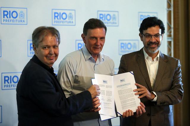 Prefeitura assina parceria com ONU para Programa Territórios Sociais