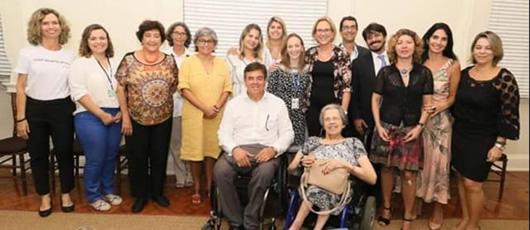 Reunião do projeto Moradia de Vida independente