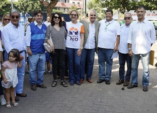 Ipanema comemora aniversário com grande evento