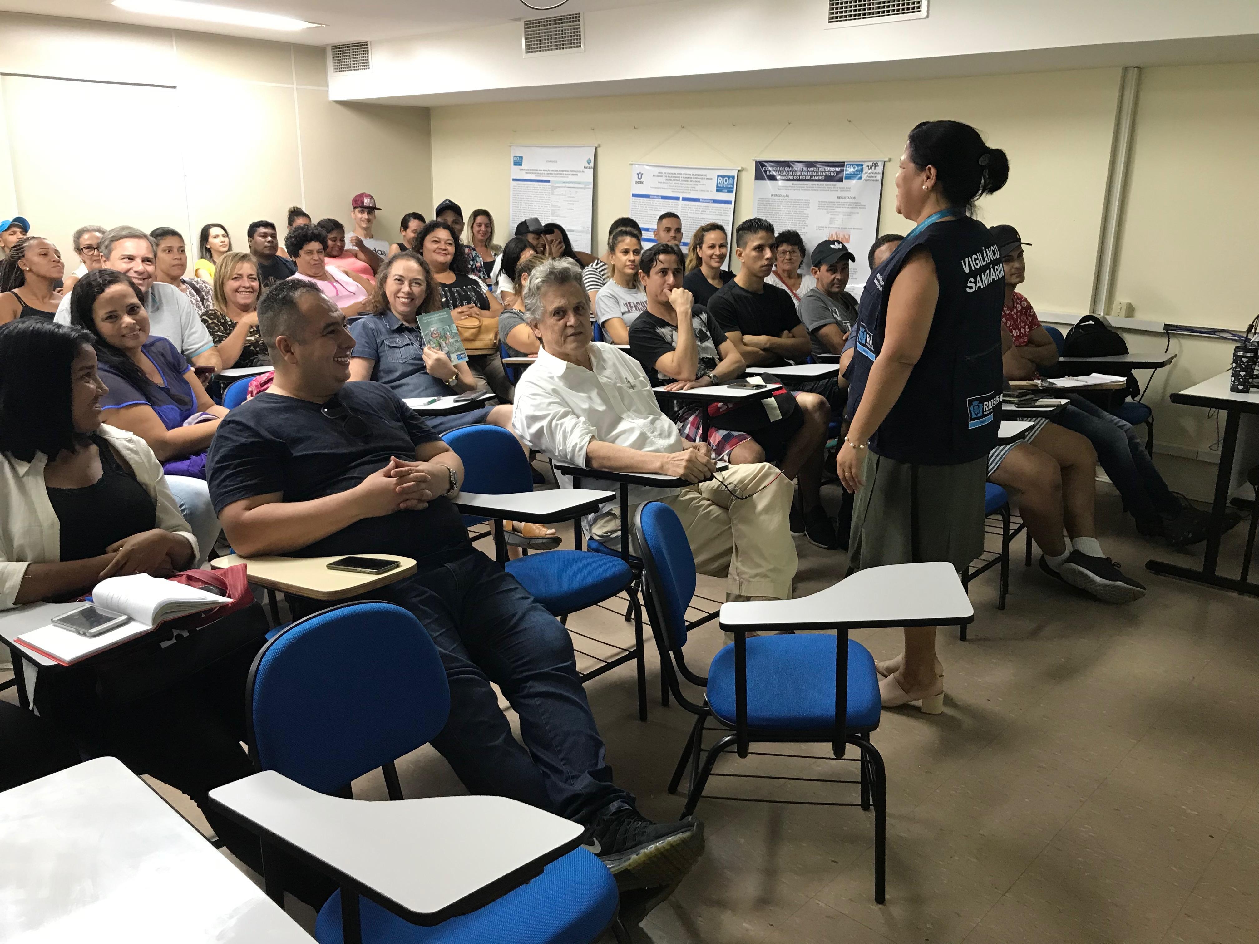 Dois novos cursos da área de saúde reforçam o calendário de capacitação da Vigilância Sanitária