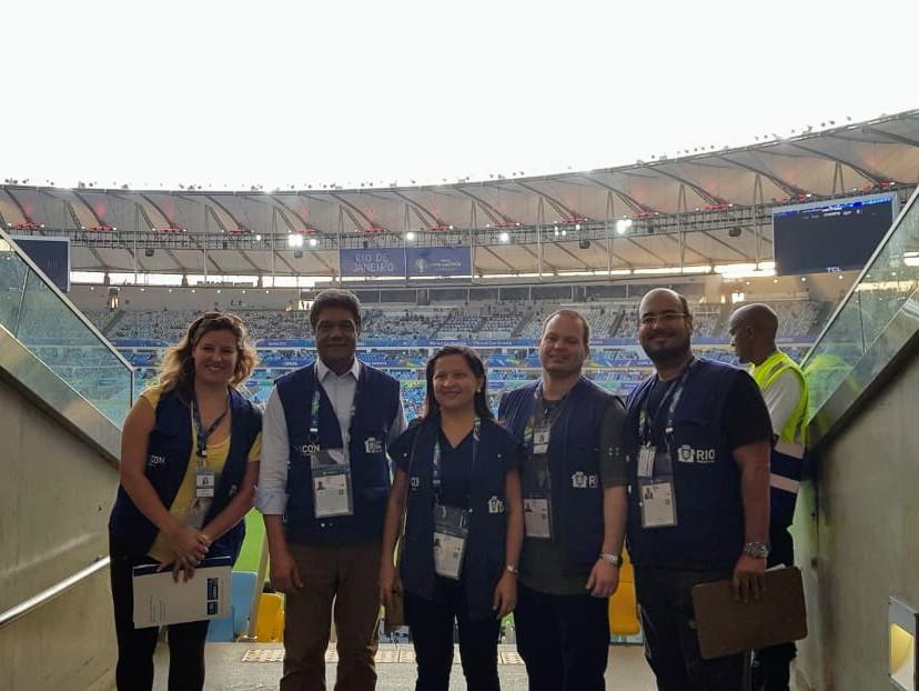 Procon Carioca faz fiscalização na Copa América