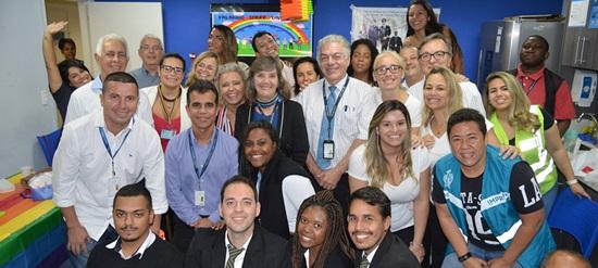 CEDS Rio promove evento de sensibilização LGBT para colaboradores da companhia United Airlines